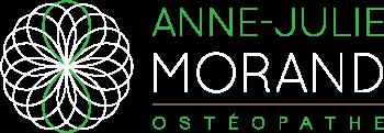 logo Anne-Julie Morand D.O.